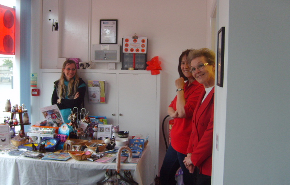 Cat's Whiskers Open Afternoon in aid of Worthing Cat Welfare Trust